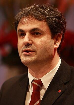 Minister for Energy (Sweden) - Image: Ibrahim Baylan 2009 04 19 B