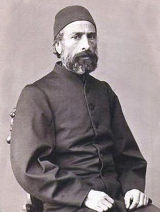 Greek Muslims - İbrahim Edhem Pasha (1819–1893) was an Ottoman statesman of Greek origin.