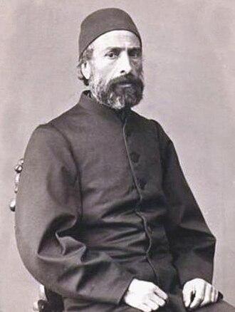 Abdullah Frères - Image: Ibrahim Edhem Pasha