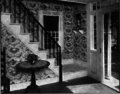 Ida Tarbell House entry and stairwell.png