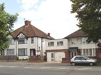 Iffley Road - Image: Iffley Road, Oxford geograph.org.uk 190869