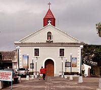 Iglesia de San Luis de Tolosa de Baler, Aurora, Filipinas