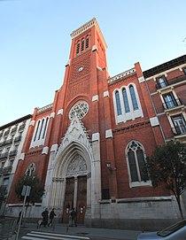 Iglesia de la Santa Cruz (Madrid) 02.jpg