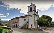 Igreja Matriz de Vinhó – Wikipédia, a enciclopédia livre