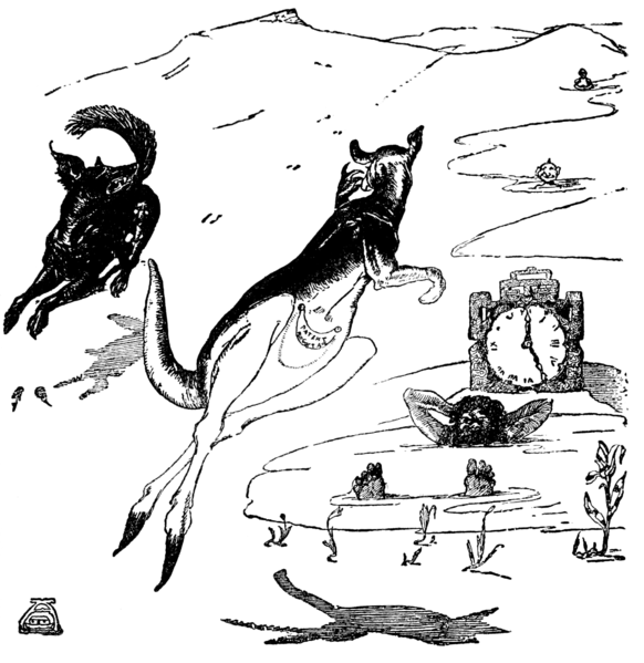 File:Illustration at p. 93 in Just So Stories (c1912).png