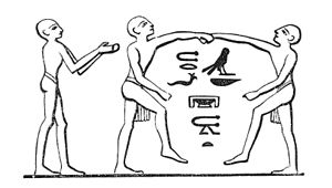 Grappling - Ancient Egyptian wrestling
