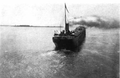 Image of lake freighter from Curwood's 1909 The Great Lakes -ag.png