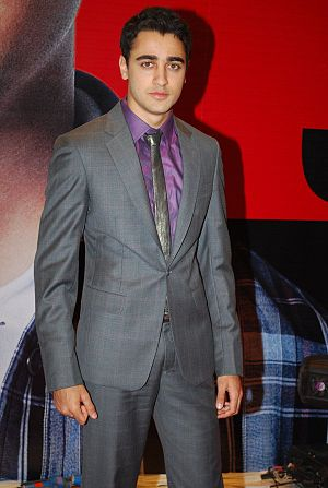 Imran Khan at the Premiere of Jaane Tu... Ya J...