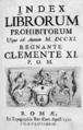 Index Clemente XI 1711.PNG