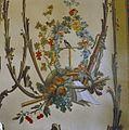"""Interieur, detail van geschilderd behangsel in het kamertje naast de hal op de begane grond (de """"Portierskamer"""") - Middelburg - 20378186 - RCE.jpg"""