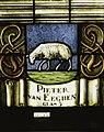 Interieur, glas in loodraam NR. 28 C, detail A 2 - Gouda - 20258898 - RCE.jpg
