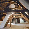 Interieur. Overzicht zolder- kapconstructie - Utrecht - 20336947 - RCE.jpg