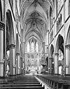 interieur naar koor - amsterdam - 20013865 - rce