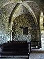 Interior - St Aldhelm's Chapel - geograph.org.uk - 1626220.jpg