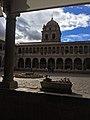 Interior del templo Inca del Ccoricancha.jpg