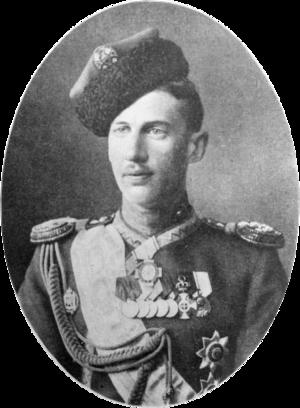 Prince John Constantinovich of Russia