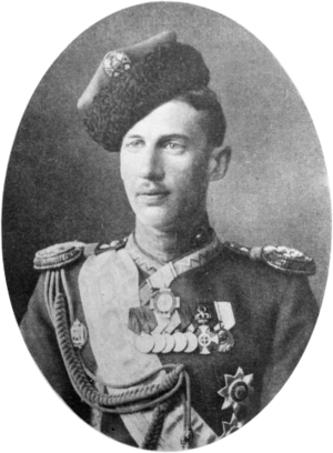 Prince John Konstantinovich of Russia - Image: Ioann Konstantinovich of Russia