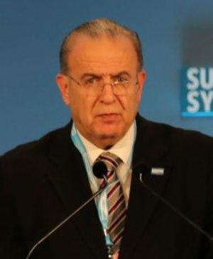 Ioannis Kasoulidis - Kasoulides in 2016