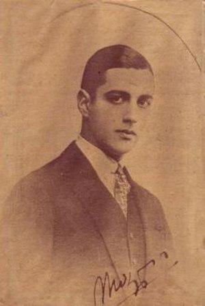 Irakli Bagration of Mukhrani - Prince Irakli Bagration, 1926