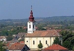 Irig, Serbia - Serbian Orthodox church