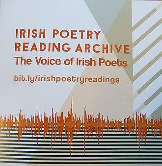 Irish poetry - IPRA