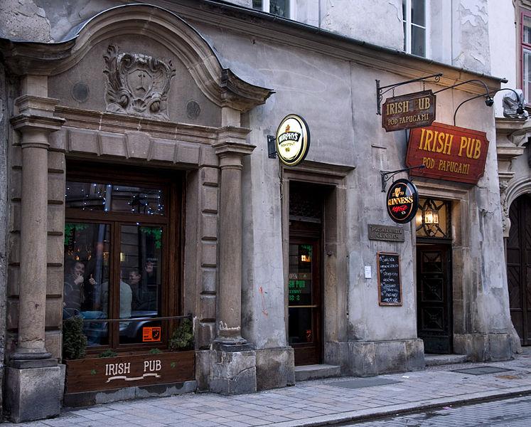 Old Bar Tavern Michaels Chinese Restaurant