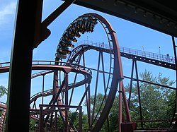 Firebird Roller Coaster Wikipedia