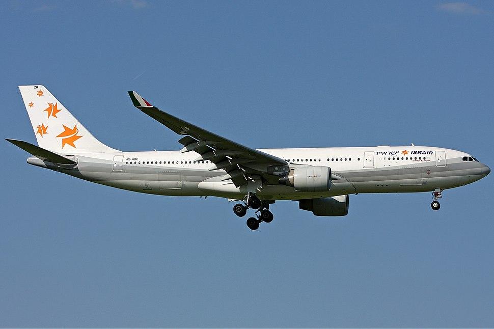 Israir Airbus A330-200 Stegmeier