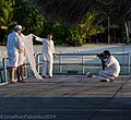 """It'll be """"All White"""" on the night! (16096476695).jpg"""