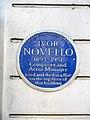 Ivor Novello Blue Plaque - 11 Aldwych.JPG