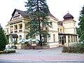 Jíloviště, Cinema Palace Hotel.jpg
