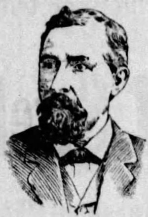 James A. D. Richards - The Marion Star (Marion, OH), October 19, 1892.