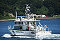 JCG Kinugasa(MS-01) left rear view at Port of Yokosuka July 26, 2019.jpg