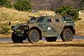 JGSDF Light Armored vehicle 20070107-02.JPG