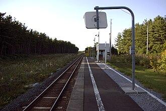 Kanayasawa Station - Kanayasawa Station in September 2009