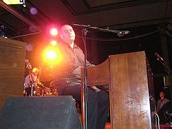 James Taylor Quartet dal vivo(Forlì, novembre 2005)