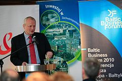 Jacek Piechota, Baltic Business Forum.jpg