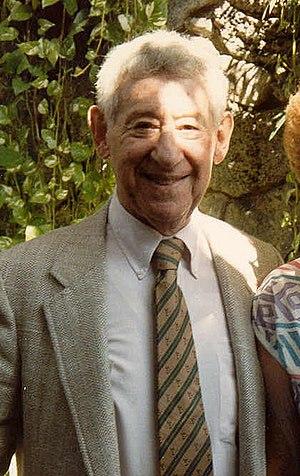 Jack Gilford - Jack Gilford in 1986