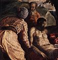 Jacopo Tintoretto - Christ Carried to the Tomb (detail) - WGA22475.jpg