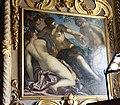 Jacopo tintoretto, mercurio e le tre grazie, 1576-77.JPG