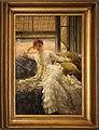 Jacques-joseph tissot, litoraneo (luglio, bozzetto per un ritratto), 1878.jpg