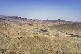 Jaghori District - Image: Jaghori Mountaintop View (4K)