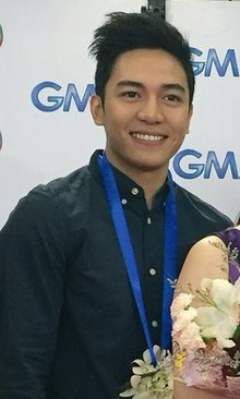 Jak Roberto at the Meant to Be production presentation.jpg