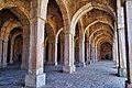 Jama Masjid Mandu interior pillars.jpg