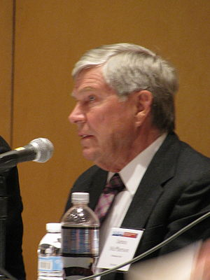 James M. McPherson - McPherson speaking at the American Historical Association annual meeting in January 2014.