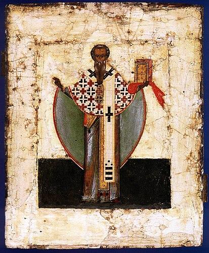 James the Just (Novgorod, 16 c.)