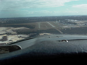 Jandakot Airport - Jandakot Runways 24L and 24R