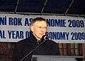 Janez Potočnik, Launch of IYA 2009.jpg