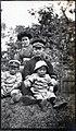Japanese Family with two children (1915 by Elstner Hilton).jpg
