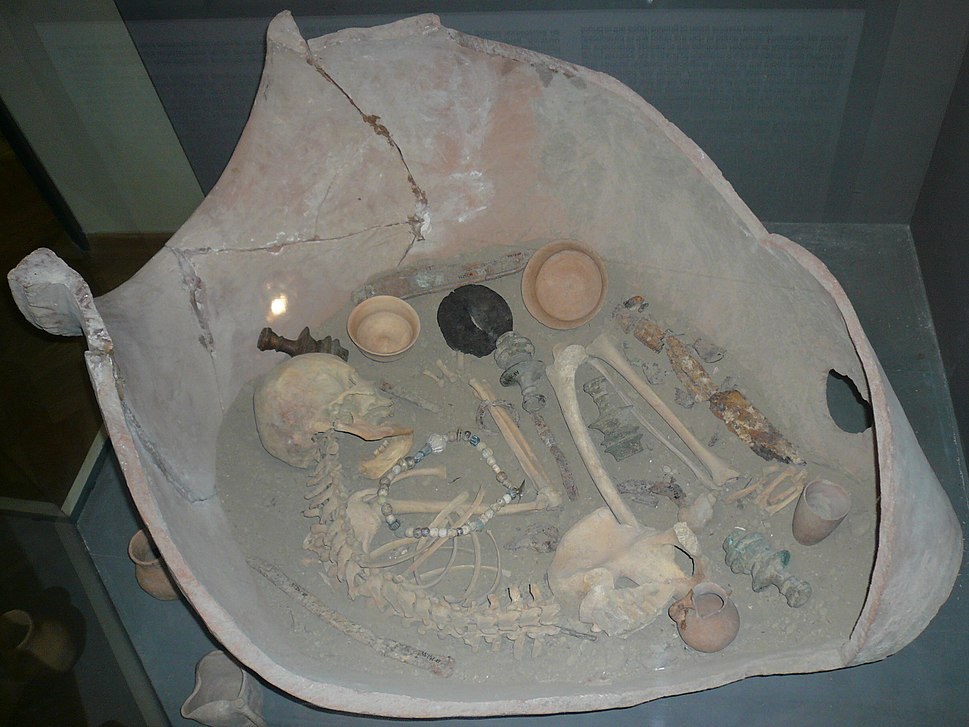 Jar-Burial Culture